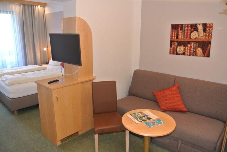 Doppelzimmer Standard Badelust mit 20 bis 24m2
