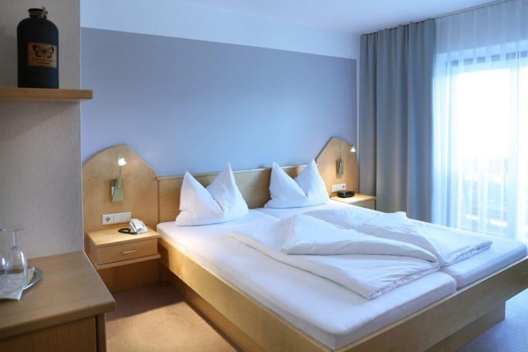 kleines Doppelzimmer Auszeit mit 16 bis 18m2