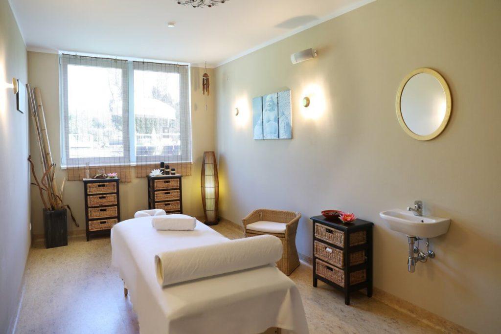 Massage room Schoenblick Velden