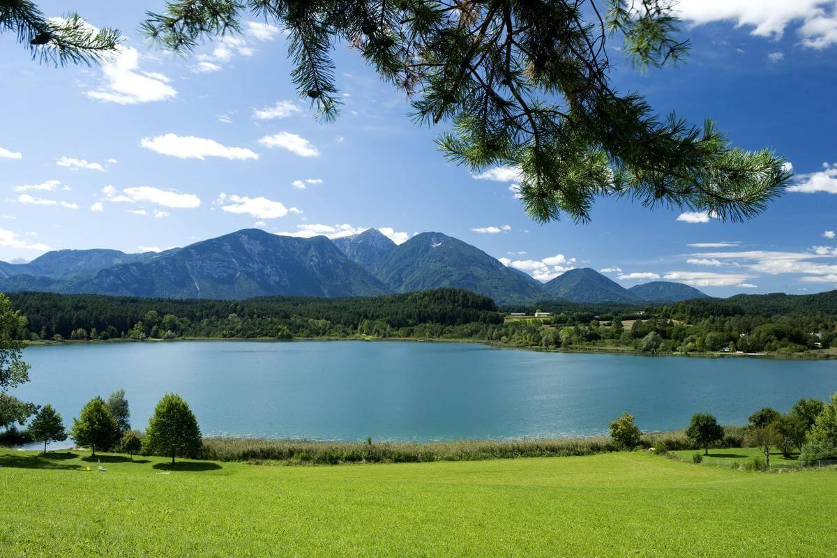 Ausblick Turnersee Zupanc