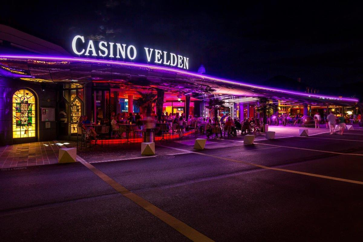 Casino Velden at Wörthersee - lucky days