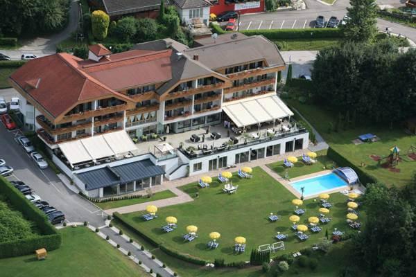 Dei Hotel Schoenblick Schneider in Velden - Urlaubshotel am Wörthersee