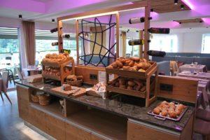 Regional breakfast - regional bakery