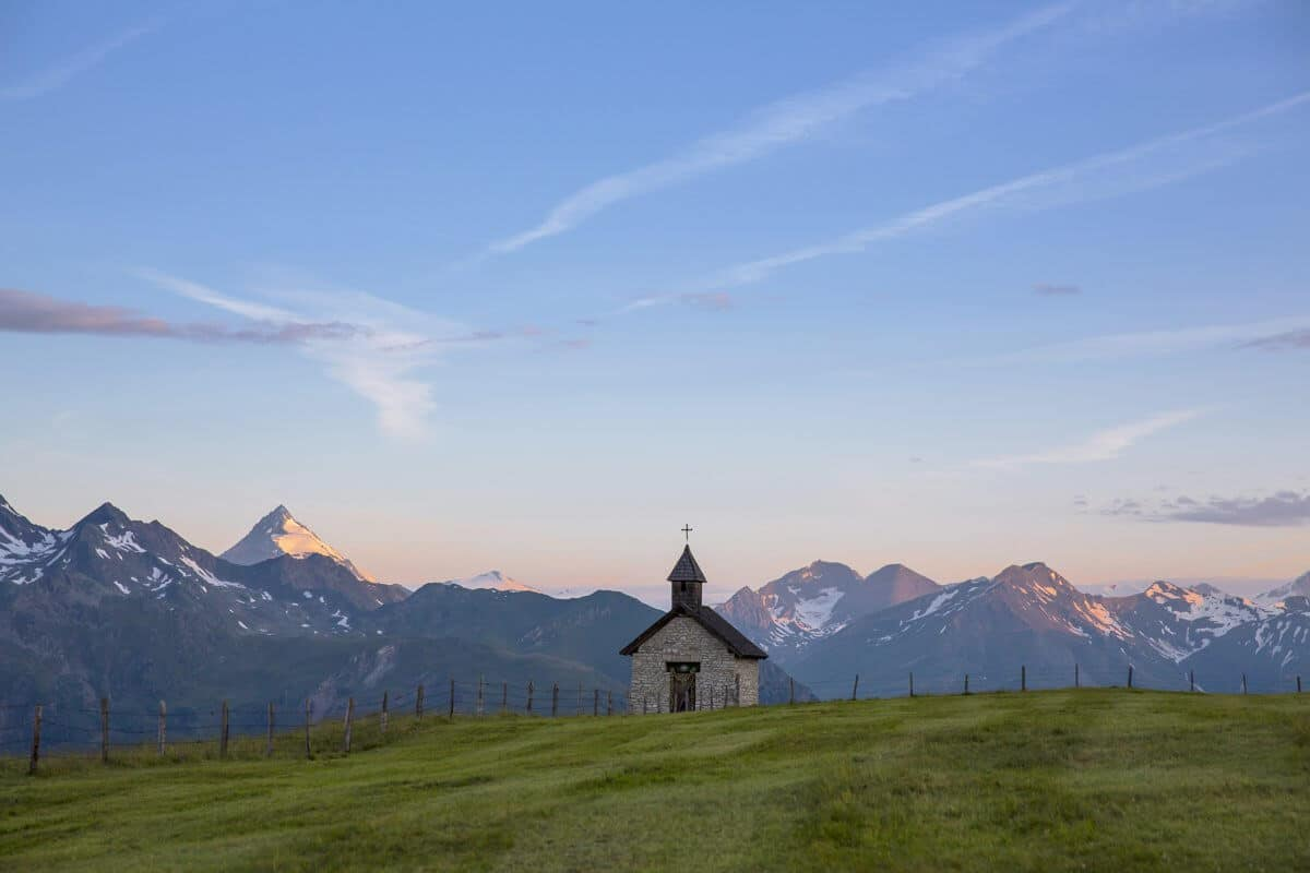 Hohe Tauern Church - Photo Steinthaler
