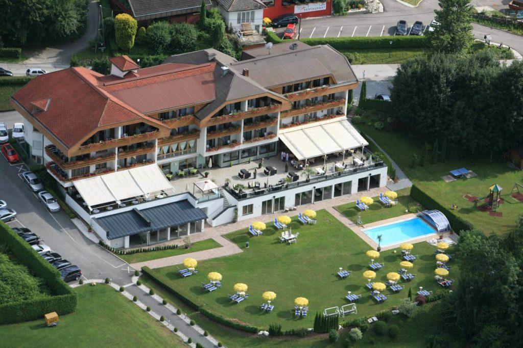 Dei Hotel Schoenblick Schneider am Wörthersee