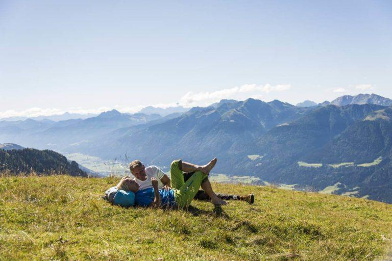 Hiking in the nature Nockalm - Franz Gerdl