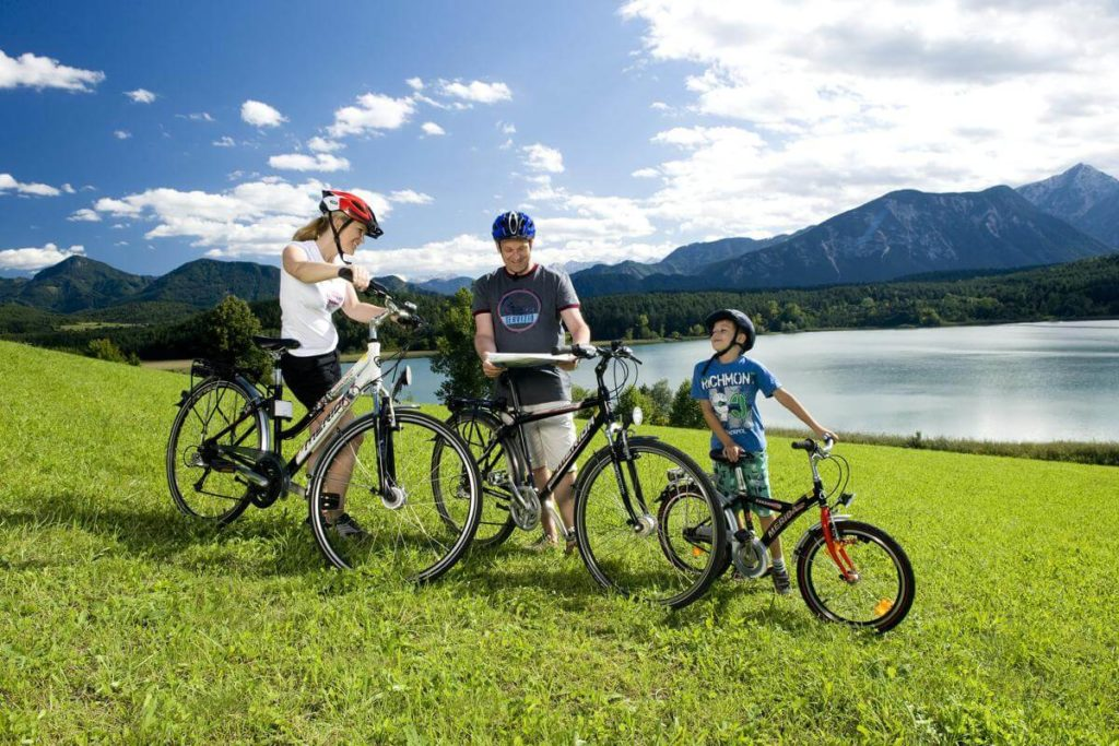 Cycling Turnersee