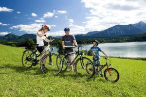 Radfahren Turnersee
