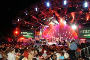 Event am Wörthersee - Starnacht