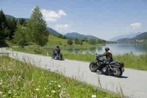 Weissensee Motorradtour