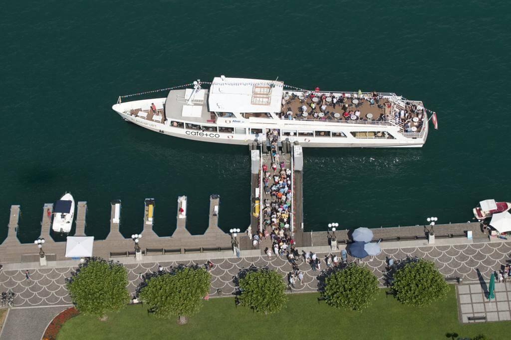 Woerthersee Schifffahrt excursion destination