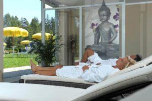 Feel-good room - wellness area - wellness hotel