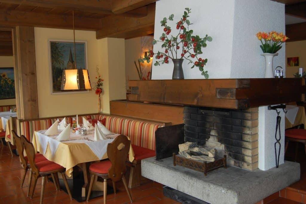 Kaminstüberl Restaurant Deihotel Schönblick