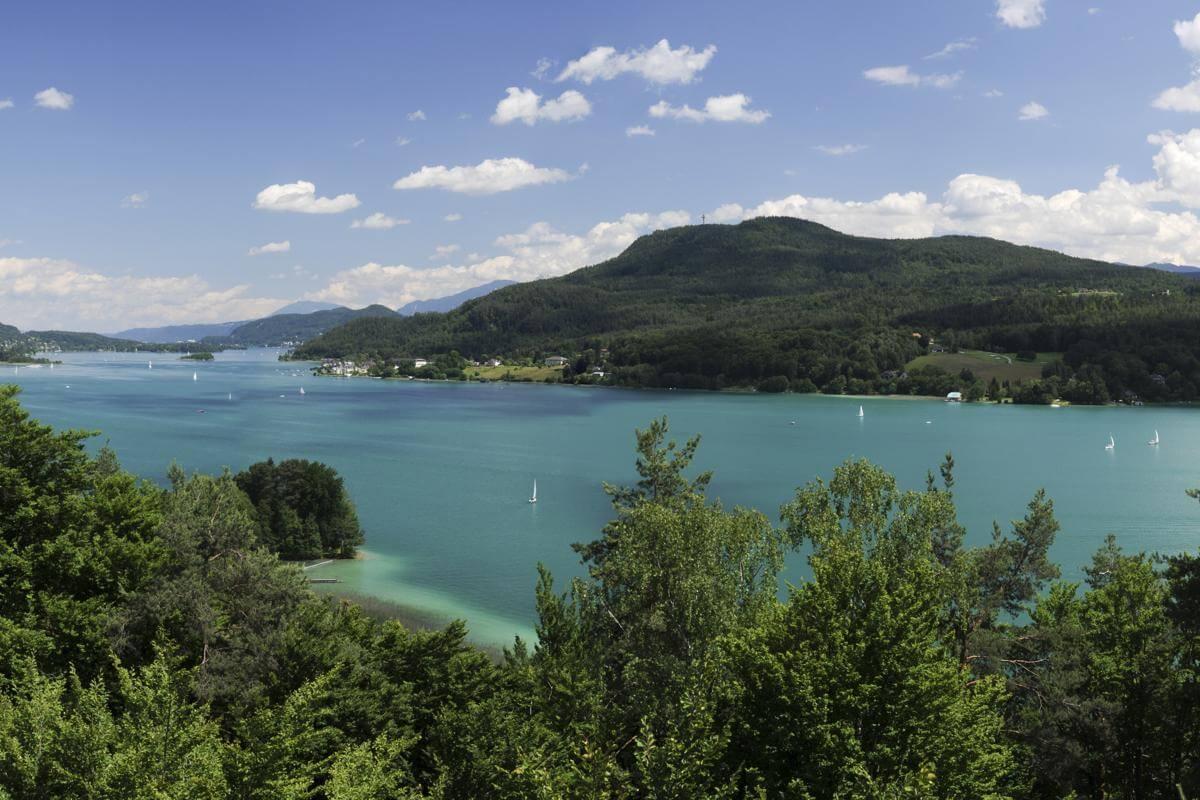 Urlaubsregion Woerthersee Aussicht - Pauschalen und Angebote