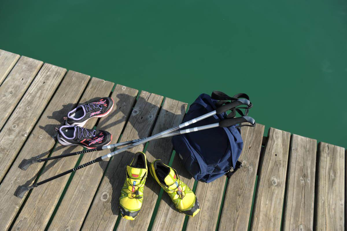 Wandern - Bewegen -Sport am Wörthersee