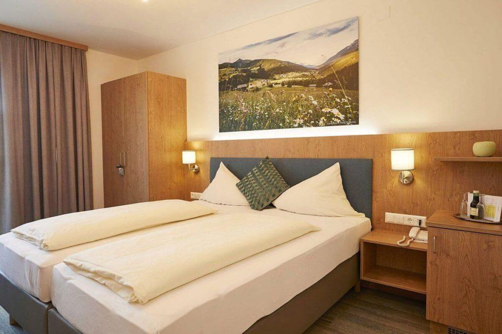 Doppelzimmer Economy - Zimmer Economy - kleines Zimmer