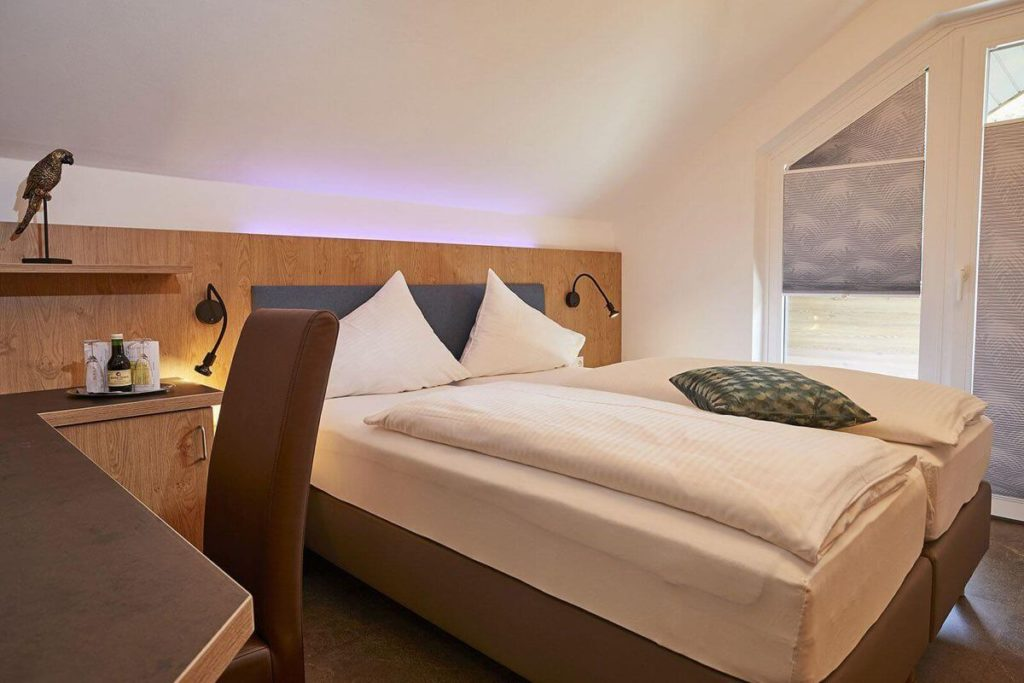 Doppelzimmer Mini AA Hotel am Woerthersee