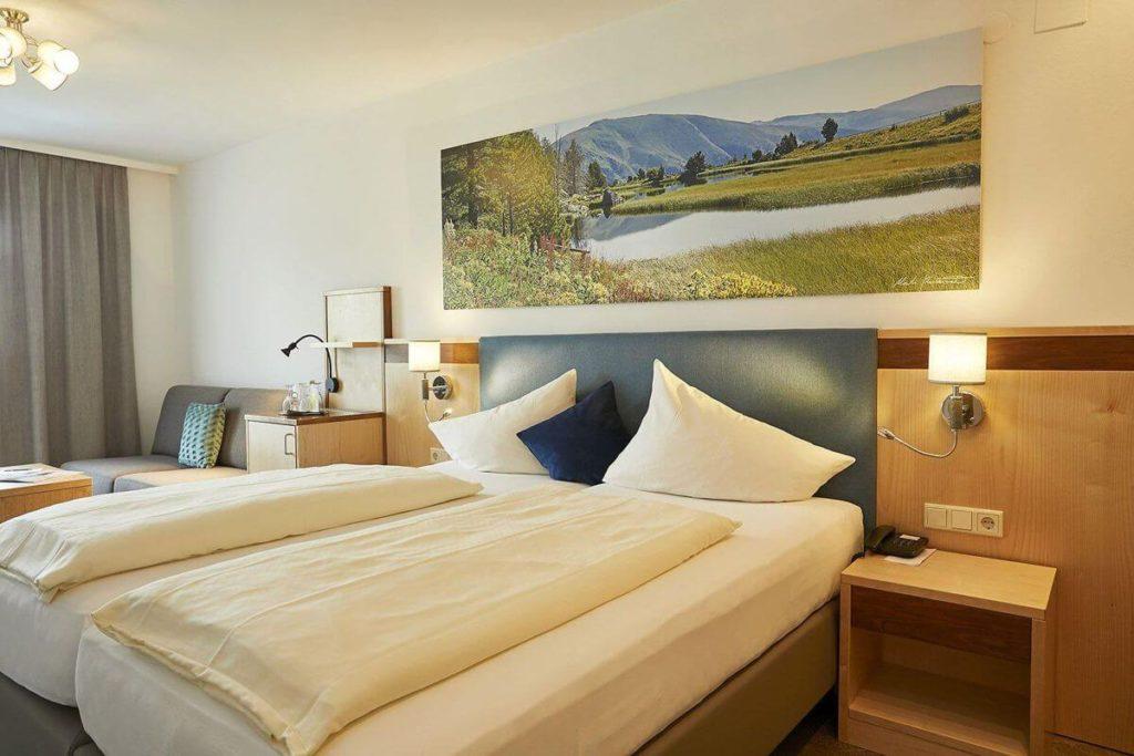 Zimmer Badelust - Zimmer für Familien - Zimmer im Überblick